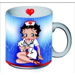 Mug Betty Boop Infirmière