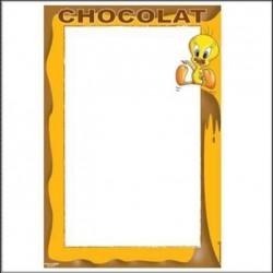 Tisch Metall Titi Schokolade 40 CM
