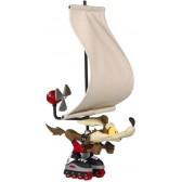 Statuette Vil Coyote sailing 50 CM
