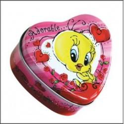 Metal heart Titi Adorable box