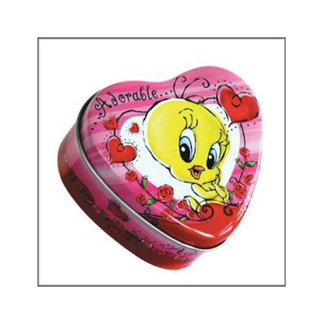 Metal heart Titi Adorable box