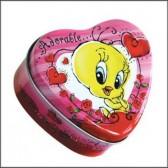 Boite métal Coeur Titi Adorable