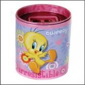 Lápiz de cintura rosa Irresistible de Titi