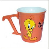 Conical mug 3D Titi
