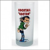 Gaston Lagaffe Cocktail glass