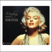 Mouse pad Marilyn Monroe Forever