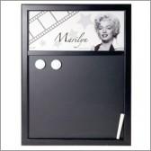 Tableau à craie Marilyn Monroe