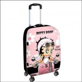 Betty Boop Scooter 55 CM Koffer