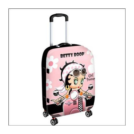 Alto modelo de bolsa Betty Boop Scooter 65 CM