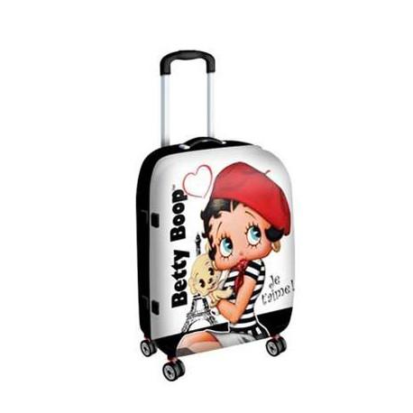 Betty Boop Paris 55 CM suitcase