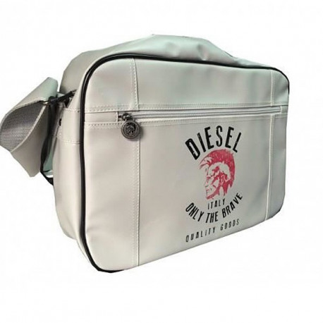 Bag see Diesel grey clear Only the Brave 37 CM high