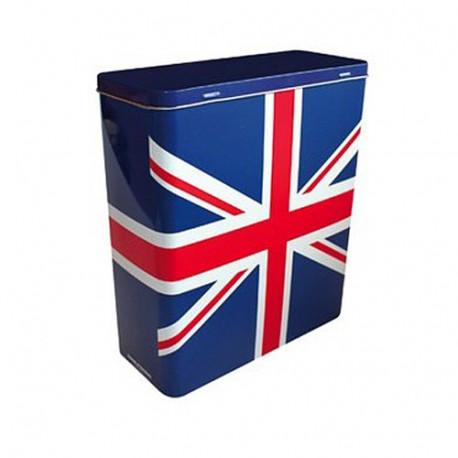 London 26 CM rectangle metal box