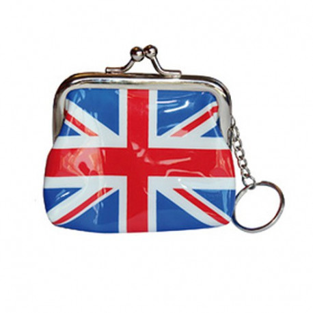Porte monnaie London drapeau
