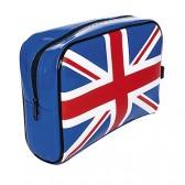 Trousse de toilette London Bleu 25 CM