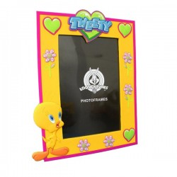 Titi heart photo frame