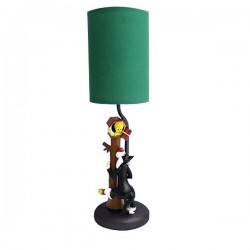 Lampada Titti e Silvestro 45cm