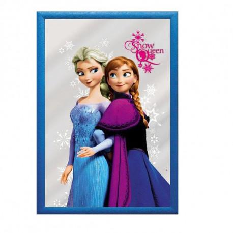 Miroir Elsa & Anna La reine des neiges 31 CM