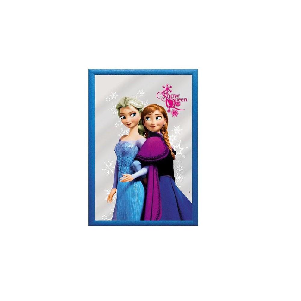 Miroir elsa anna la reine des neiges 31 cm - Ana reine des neiges ...
