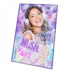 Musica di Violetta plaid