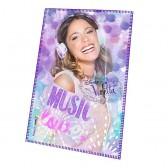 Karierte Violetta Musik