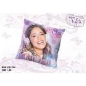 Violetta muziek kussen 40 CM