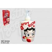 Distributeur de savon Betty Boop blanc