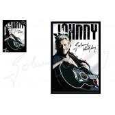 Spiegel-Johnny Hallyday Folk-Gitarre