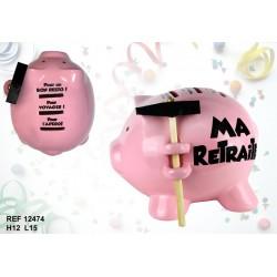 Piggy retreat
