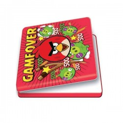 Box good point Angry Birds Game Over