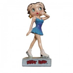 Figurine Betty Boop Patineuse - Collection N°32