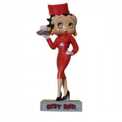 Figura a Betty Boop novio - colección N ° 56