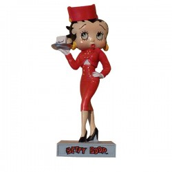 Figurine Betty Boop GROOM - Collection N°56
