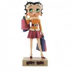 Figurine Betty Boop Shopping Girl - Collection N°54