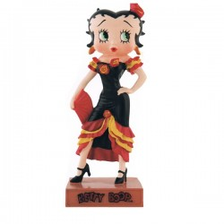Figure Betty Boop Flamenco dancer - Collection N ° 55