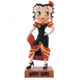 Figura bailarina Betty Boop Flamenco - colección N ° 55