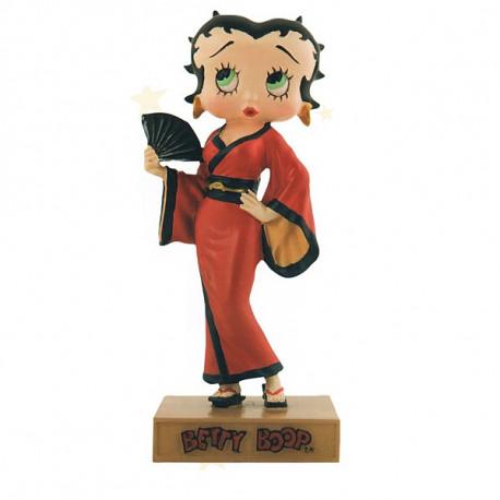 Figurine Betty Boop Geisha - Collection N°51