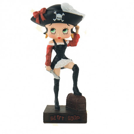 Figurine Betty Boop Pirate - Collection N°49