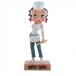 Figurine Betty Boop Boulangère - Collection N°47