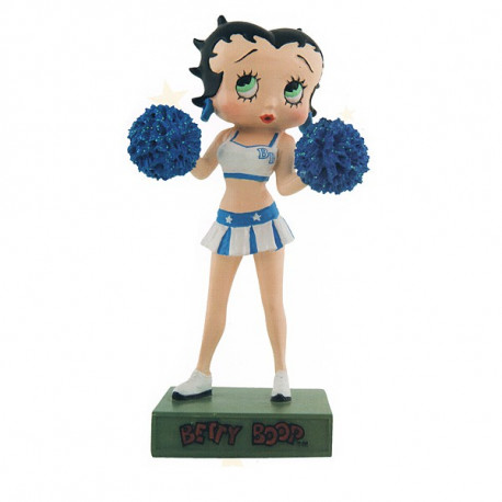 Figure Betty Boop cheerleader - Collection No.46