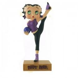 Figura a Betty Boop gimnasta - colección N ° 43