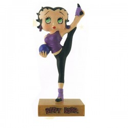 Figurine Betty Boop Gymnaste - Collection N°43