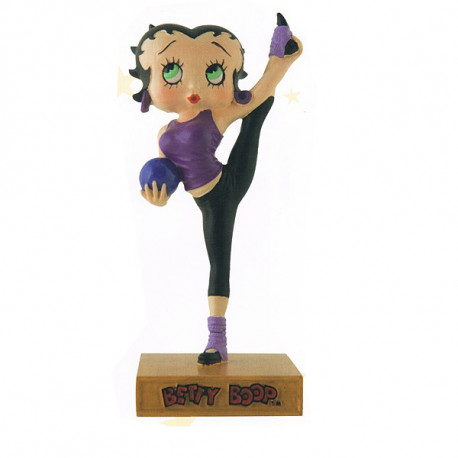 Figure Betty Boop gymnast - Collection N ° 43