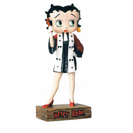 Figurine Betty Boop Juge - Collection N°34