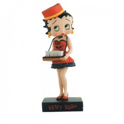 Figurine Betty Boop Ouvreuse de cinéma - Collection N°38