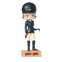 Figurine Betty Boop Cavalière - Collection N°31