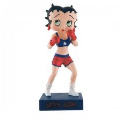 Figura Betty Boop Boxer - collezione n. 36