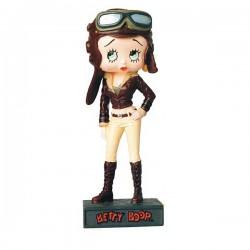 Figura Betty Boop aviatrice - collezione N ° 33