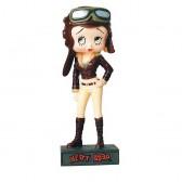 Abbildung von Betty Boop Fliegerin - Sammlung N ° 33