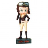 Figure Betty Boop aviatrix - Collection N ° 33