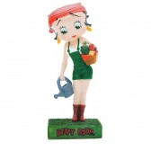 Figurine Betty Boop Jardinière - Collection N°22
